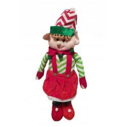 Vianočná elfka