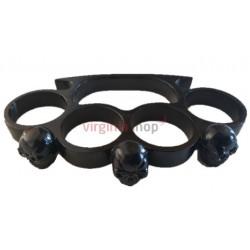 Boxer lebka čierna 307