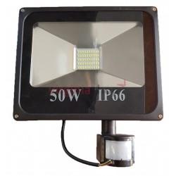 LED reflektor s pohybovým senzorom H4982 50W