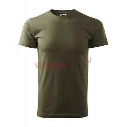 Pánske tričko s krátkym rukávom BASIC