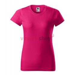 Dámske tričko s krátkym rukávom BASIC