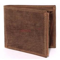 Pánska kožená peňaženka 1201