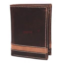 Pánska kožená peňaženka 1200