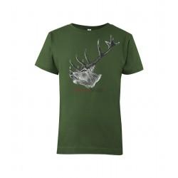 Detské tričko s motívom jeleň