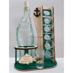 Darčeková fľaša 00082