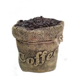 Sviečka coffee vrece 00066