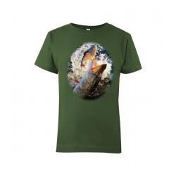 Detské tričko s motívom šťuka