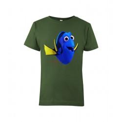 Detské tričko s motívom Dory