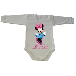 Detské bodíčko Minnie