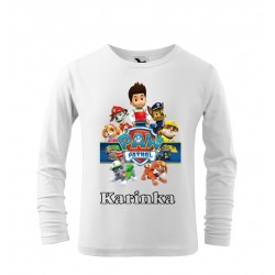 Detské tričko Paw Patrol