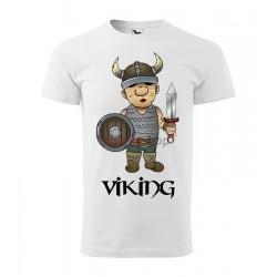 Pánske tričko s krátkym rukávom VIKING