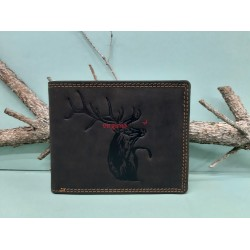 Pánska poľovnícka peňaženka jeleň 1205