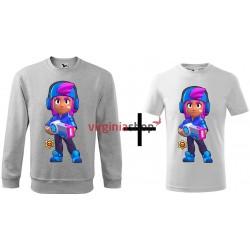 Detský set mikina + tričko