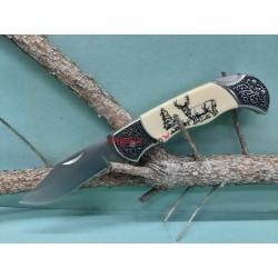 Nôž jeleň 2026