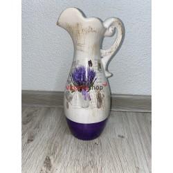Váza levanduľa
