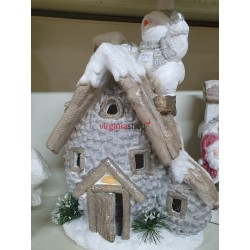 Vianočná svietiaca dekorácia