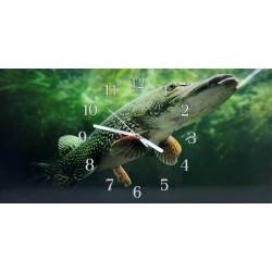 Nástenné hodiny Z329 s motívom šťuka