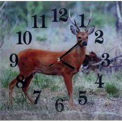 Nástenné hodiny Z330 srnec