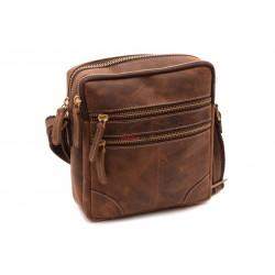 Pánska kožená taška 1225 crossbody