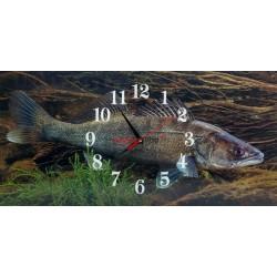 Nástenné hodiny Z330 s motívom zubáč