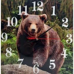Nástenné hodiny Z330 medveď