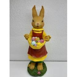 Veľkonočná dekorácia zajac