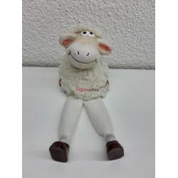Veľkonočná dekorácia ovečka