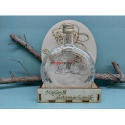 Drevený stojan na fľašu automechanik 1565
