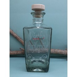 Darčeková fľaša Všetko najlepšie