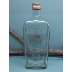 Darčeková fľaša Lovu zdar