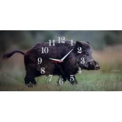 Nástenné hodiny Z330 s motívom diviak