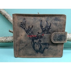 Pánska kožená peňaženka 1205