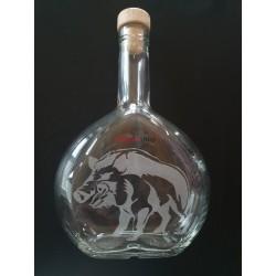 Darčeková fľaša diviak 1590