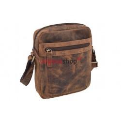 Pánska kožená taška 1217 crossbody