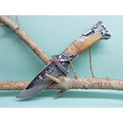 Nôž Kandar K195